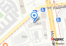 Компания «Эмпайр Коммуникейшн» на карте