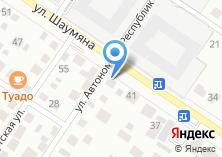 Компания «AVOKADO print» на карте