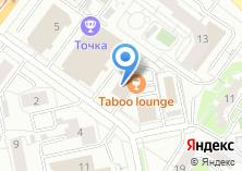 Компания «ЕКАЦОД» на карте