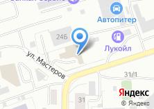 Компания «АТЭКО» на карте