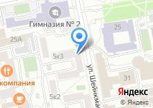 Компания «Велокат» на карте