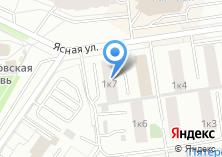 Компания «Стефани» на карте