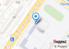 Компания «Специальная коррекционная общеобразовательная школа-интернат №111» на карте