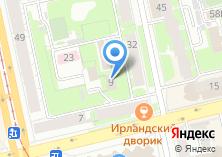 Компания «Служба 922» на карте