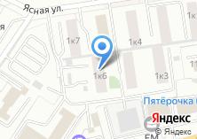 Компания «Уральский НИИ водных биоресурсов и аквакультуры» на карте