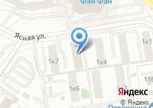 Компания «ЕЭТК» на карте