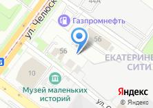 Компания «Айс-Фуд» на карте
