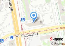 Компания «Аргументы и факты-Урал» на карте