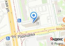 Компания «ПРОФПОМОЩЬ» на карте