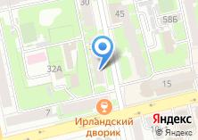 Компания «M96.ru» на карте