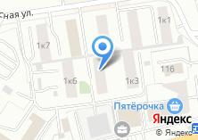 Компания «Уралмед» на карте