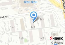Компания «Общежитие Кулинар» на карте