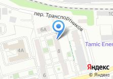 Компания «Компьютерный сервис» на карте