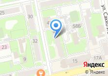 Компания «Parts66.ru» на карте