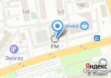 Компания «Диалог-Конверсия Урал» на карте