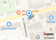 Компания «Моя Страховая Компания» на карте