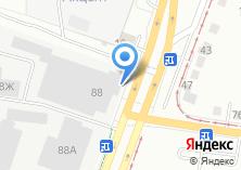 Компания «Бэст Керамикс Урал торговая компания» на карте