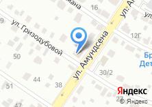 Компания «Юг-сервис» на карте