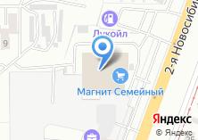 Компания «АСИМО» на карте