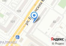 Компания «STURMAN» на карте