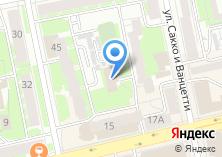 Компания «АКРО Мебель» на карте
