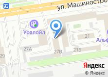 Компания «Rаунд» на карте