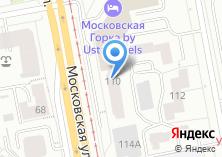 Компания «Мир Офис Строй» на карте