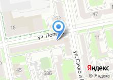 Компания «Уралтрансстрой завод металлоконструкций» на карте