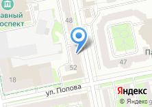 Компания «ПРОМ ТРЕЙД» на карте