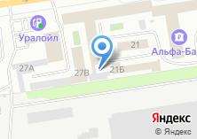 Компания «GEAR» на карте