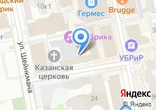 Компания «Мед-орто» на карте