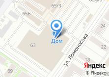 Компания «MicroService» на карте