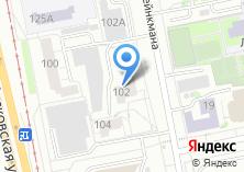 Компания «Scooter66.ru» на карте