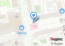Компания «Детская поликлиника УГМК-Здоровье» на карте