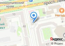 Компания «Золотая Русь» на карте