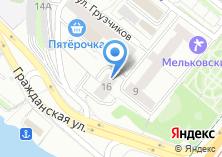 Компания «Строй ТИКС» на карте