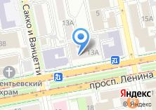 Компания «БКС Премьер» на карте