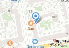 Компания «Зёрна» на карте