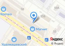 Компания «Мир очков» на карте