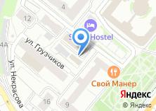 Компания «ГрузоТакси 24» на карте