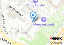 Компания «Областной центр экспертиз» на карте