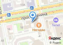 Компания «Дом100-Урал» на карте