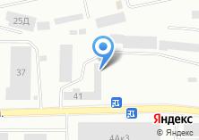 Компания «КВ-Каскад» на карте