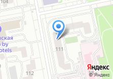 Компания «Элекком» на карте