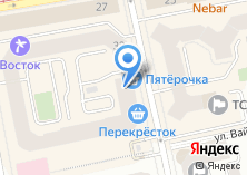 Компания «АРК» на карте