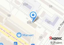 Компания «Кайман, зао» на карте