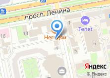 Компания «Синтех» на карте