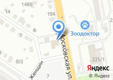 Компания «ИнЭС» на карте