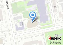 Компания «Управление экспертизы и сертификации» на карте