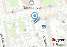 Компания «ТЭЛ-Екатеринбург» на карте
